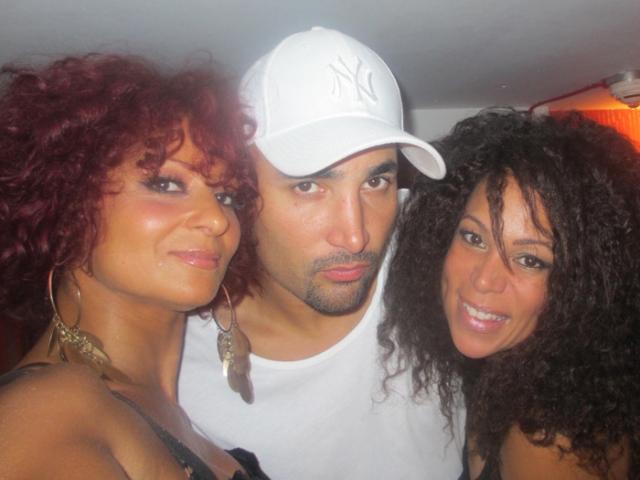 bro ,DJ Ms Mavrik & Me